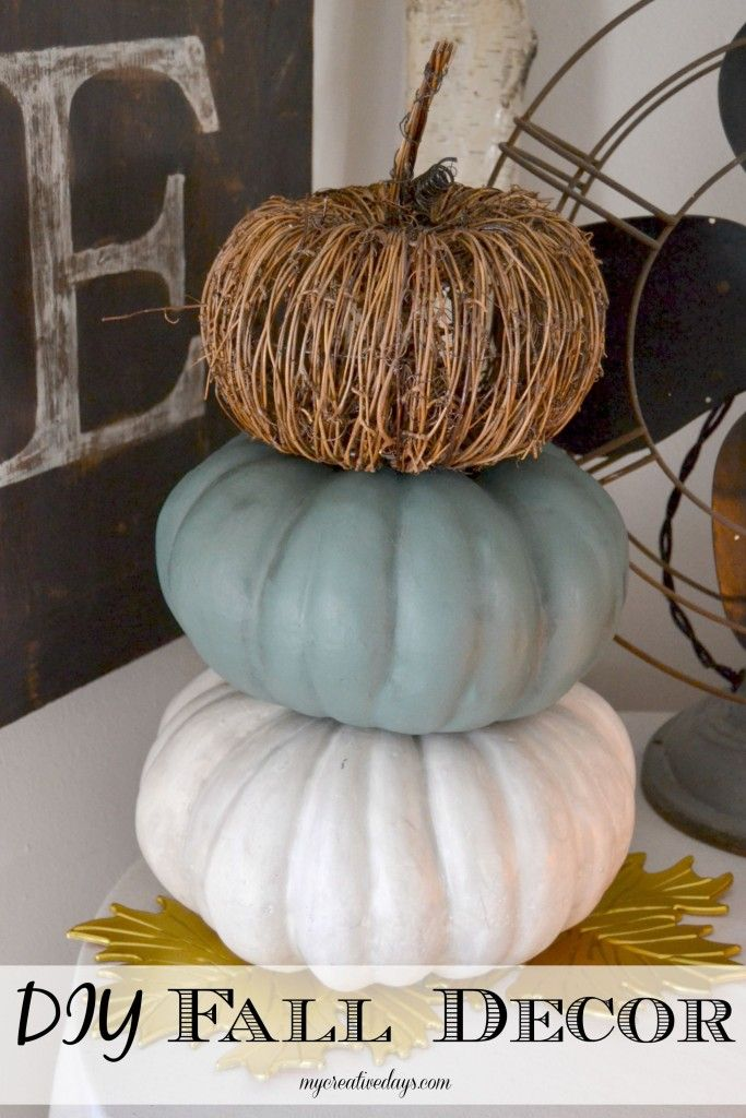 mycreativedays: Shop Your Home To Bring Fall To Your Decor