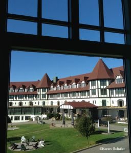 The Algonquin Resort, Canadian Luxury Redefined