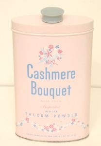 I remember seeing this at my grandma's. ♥Bouquets Powder, Fragrance, Remember This, Cashmere Bouquets, Bouquets Mi, Favorite Powder, Remember Childhood, Memories, Talcum Powder