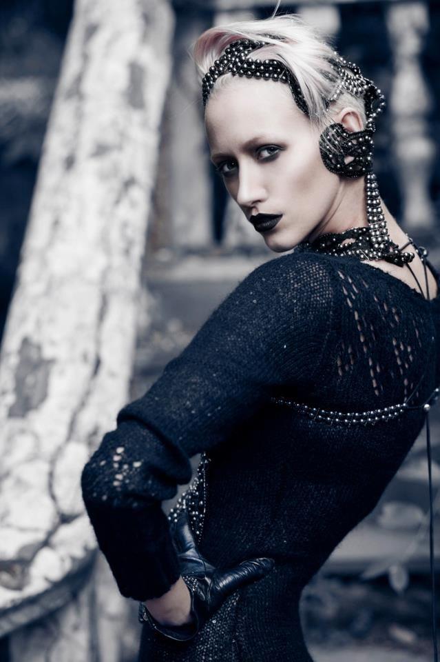 Photographer: Ekaterina Belinskaya  Model: Tanya Titova  Accessories designer/stylist: Olga Berg  #zipettmagazine