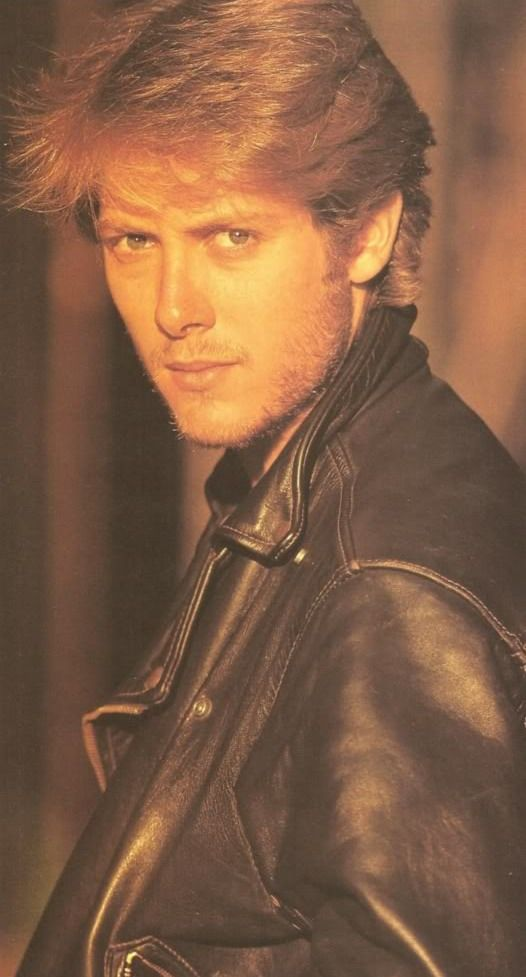 James Spader. Of course, he was a beautiful man, but now,he is just another old fart.