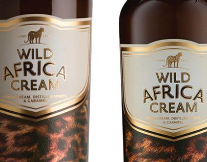 Wild Africa Cream Packaging | Bravo Design