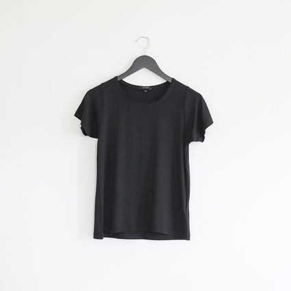 Lily T-Shirt, Musta | Weecos