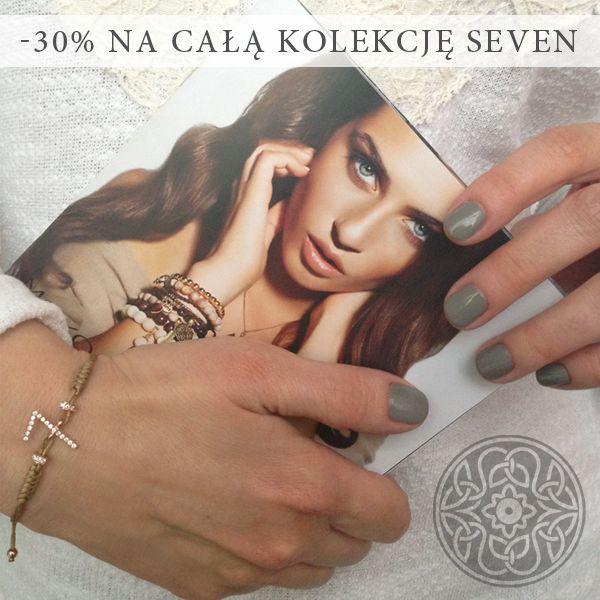 #seven #sale #gift #bracelet #jewellery #jewelry #fashion #mokobelle