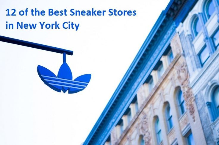 sneaker stores in new york