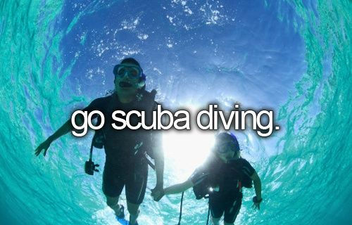 bucket list tumblr scuba | Visit whatsyourbucketlist.tumblr.com