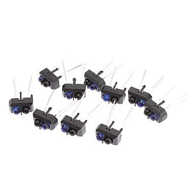 TCRT5000 réfléchissantes Commutateurs photoélectriques capteur infrarouge (10 PCS) de 506228 2017 à €2.93