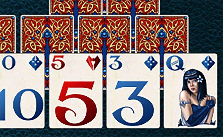 Jouez gratuitement à Fantasy Solitaire sur cette page! Dans fantasy solitaire, cliquez sur les cartes en séquences du 2 jusqu'à l'As pour enlever toute le...