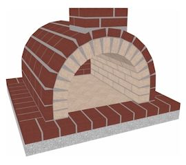 Directions on How to Build a Pizza Oven | Instructions on How to Build a Brick Oven