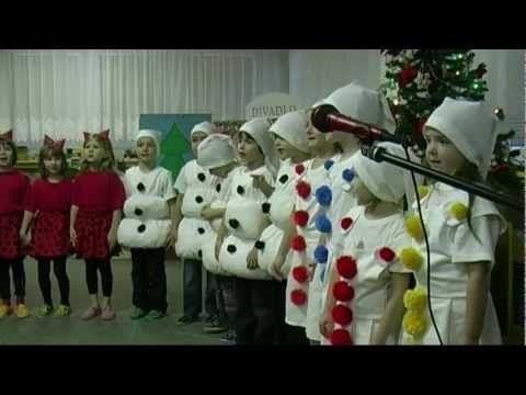 Vánoční besídka U Rybiček 15.12. 2011 - YouTube