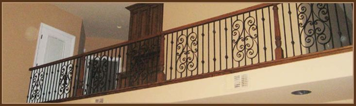 Best Interior Iron Railings Sacramento Interior Railings 640 x 480