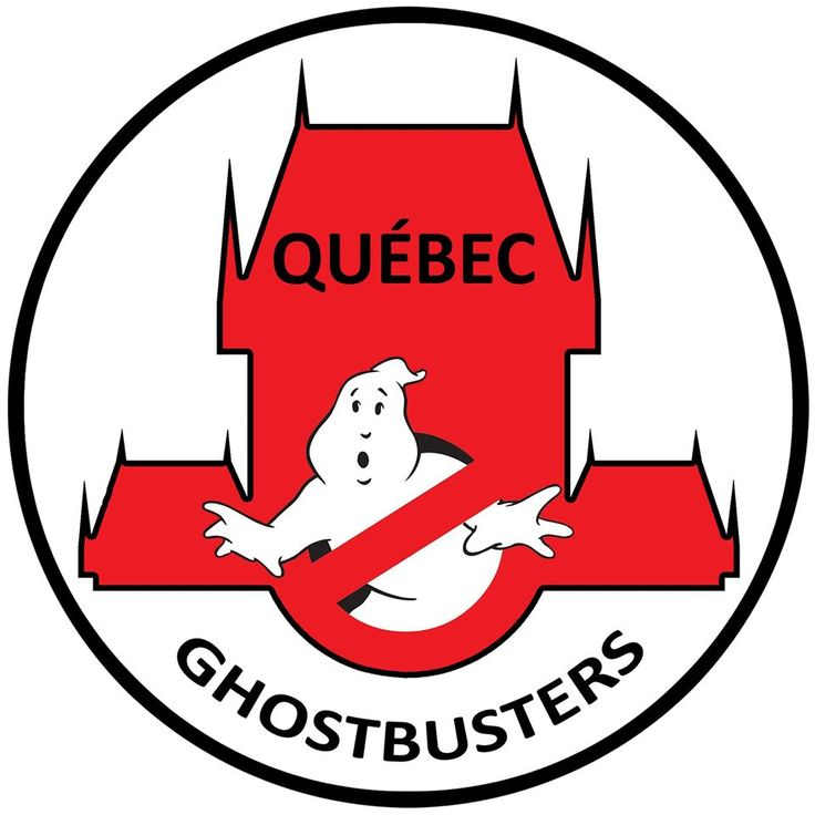 Quebec Ghostbusters