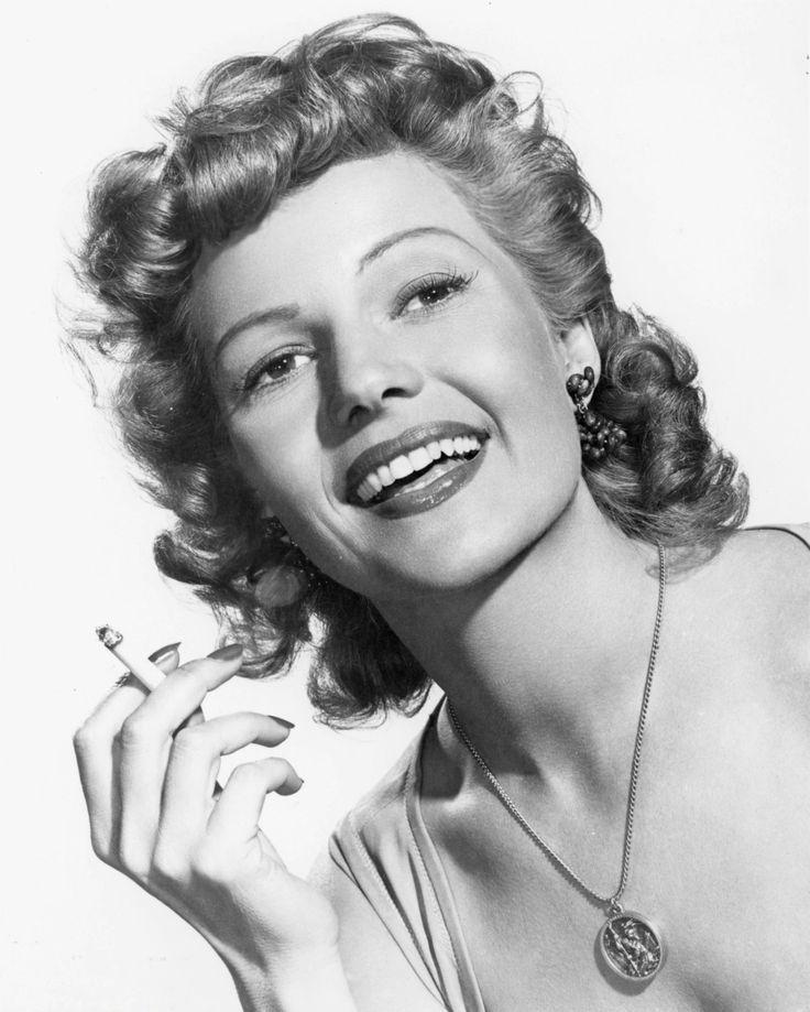 "Rita Hayworth in ""Miss Sadie Thompson"", 1953."