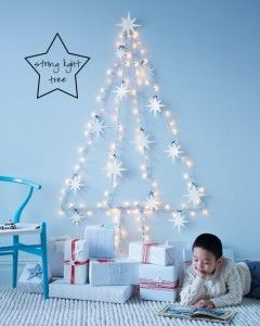 Make your own Christmas tree! - French By Design