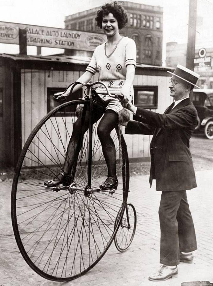 201 Pingl 233 Sur Bicyclette 231 A Roule Encore