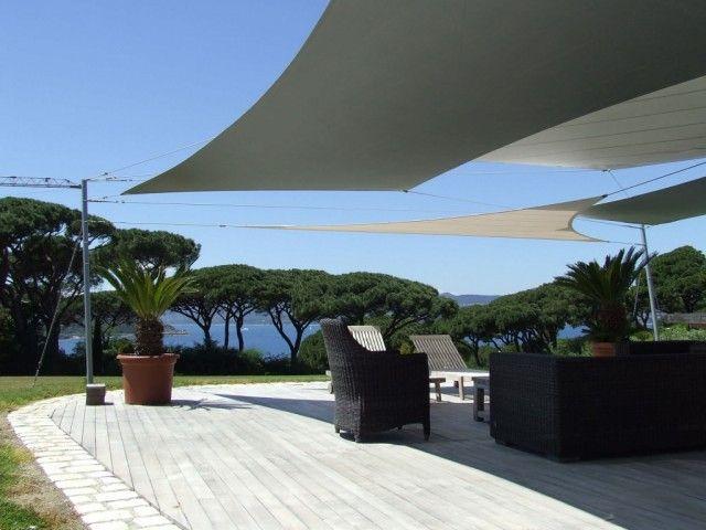 Toldos vela interiorismo patio shade outdoor decor y - Precio toldo terraza ...