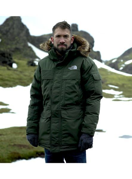 The North Face Mens Jackets & Vests MENS MCMURDO PARKA