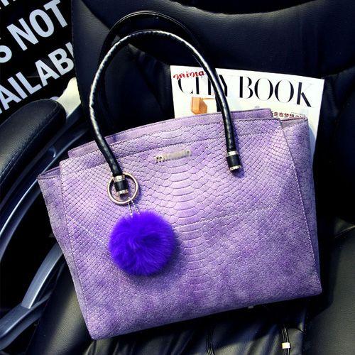 Photo: (via Tas Import (Aksesoris) Wanita P091 PURPLE #Supplier #TasMurah #Reseller #DISKON 20Rb/ pc... http://tmblr.co/ZhhMBn1sLmkDF