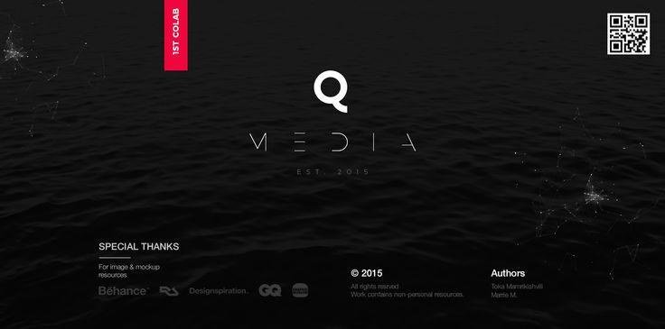 Q-Media / Concept on Behance