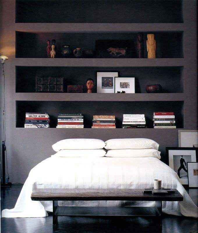 Si tratta di manufatti caratterizzati da mensole a giorno, spazi chiusi, cassetti e ante. Pin Su Camera Da Letto