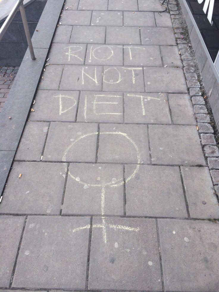 Street art in Skellefteå