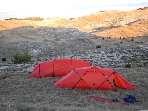 Hilleberg, les tentes 4 saisons