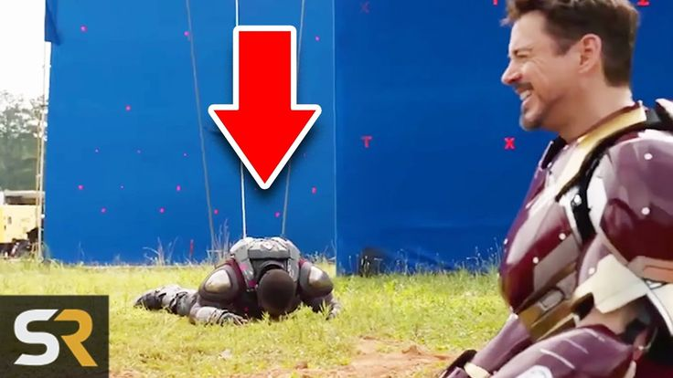 10 Marvel And Superhero Bloopers That Make The Movies Even More Fun!