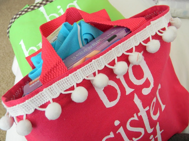 Ducks in a Row: Big Sibling Kit  Lots of friends having 2nd baby - good gift idea