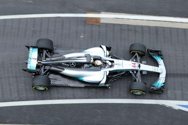 Formel 1: Premiere für den Mercedes Silberfpeil: F1 W08 EQ Power+ - der Formel-1-Titelverteidiger stellt sich vor - Motorsport - Mercedes-Fans - Das Magazin für Mercedes-Benz-Enthusiasten