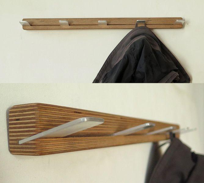 ber ideen zu garderobenhaken auf pinterest wandgarderobe wandhaken und ladeneinrichtung. Black Bedroom Furniture Sets. Home Design Ideas