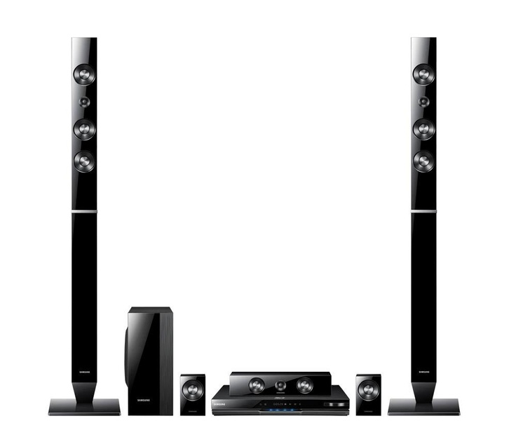 Samsung 51ch bluray home theatre system 69700 from