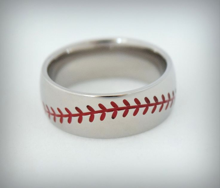 For The Love Of The Game Baseball Ring