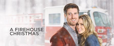 Watch A Firehouse Christmas Full Movie Description: Firefighter Jenny falls in love with local star Tom ...