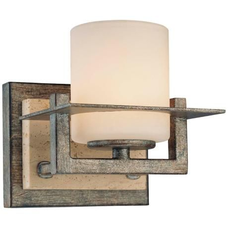 Wall Sconces Beside Tv : Minka Compositions Collection 5 1/4