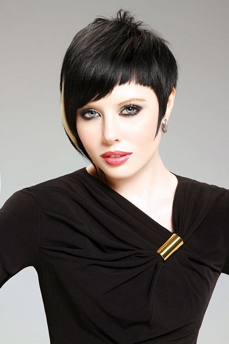 Colors for Short Hairstyles | http://www.short-haircut.com/colors-for-short-hairstyles.html