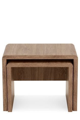 Buy Set Of 2 Jay Nest of Tables from the Next UK online shop