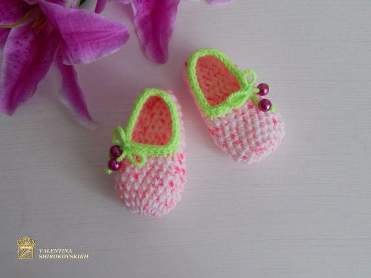 Крючком тапочки. детские тапочки. удобная обувь для ребенка мальчик. для новорожденного подарок.   Одежда, обувь и аксессуары, Одежда для малышей, Обувь для малышей   eBay!