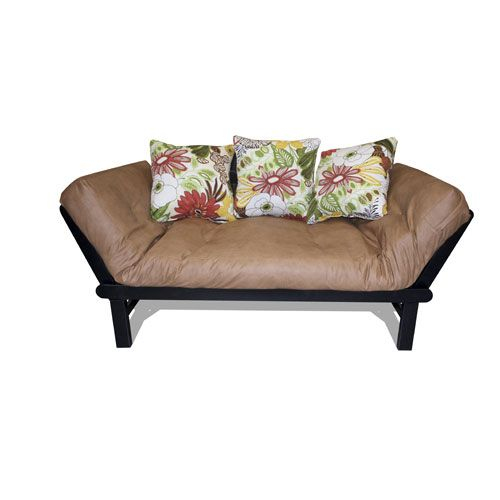 Hudson Lilith Summer Futon/Sofa American Furniture Alliance Futon Sets  Futons Bedroom Furn 442