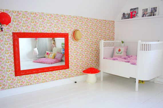 Slaapkamer Ideeen Tweeling : Twin Baby Girls Bedroom