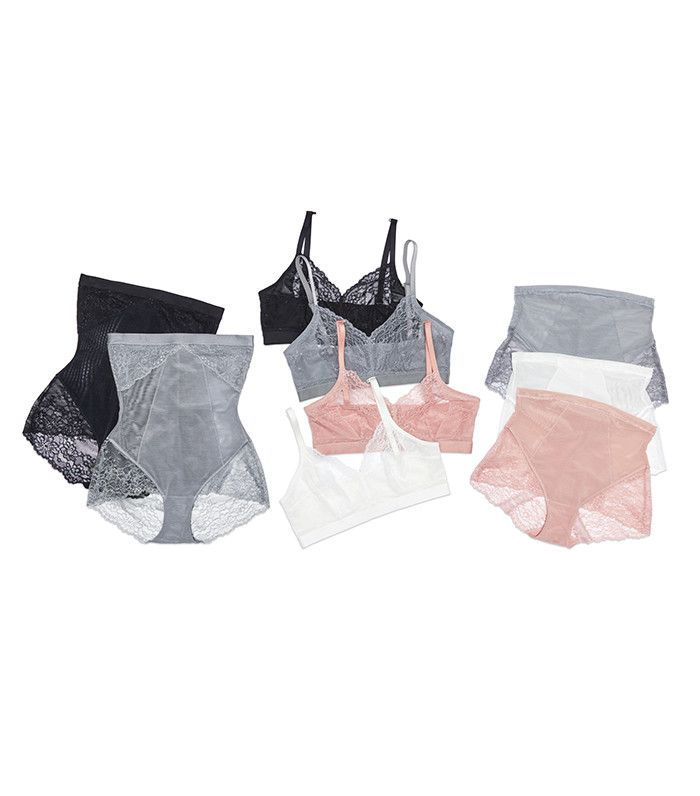 Spanx's new lace collection features a shapewear bralette that's too pretty to pass up. Shop it (and the rest of the collection) here.