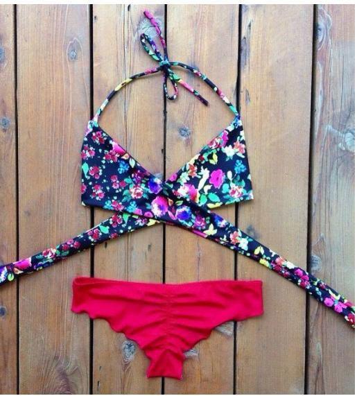 Купить Бразилия красный бикини пляж купальный костюм купальник бикини пляжнаяи другие товары категории Бикинив магазине dress clubeнаAliExpress. бикини магазин и пляёной одеёды ёенщин