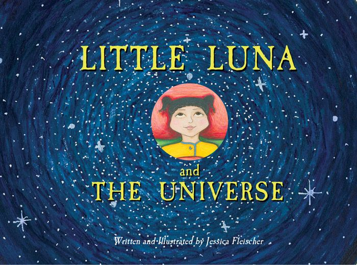 Really cute spiritual book teaching little ones about concept of Universe, love and oneness.