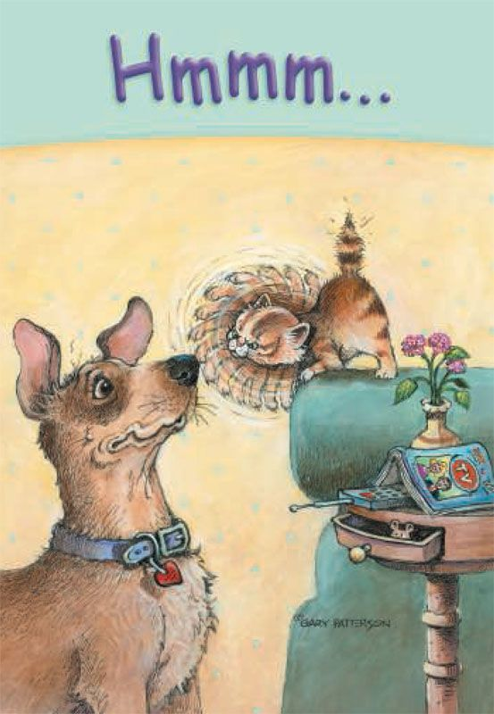 """No one understands the comical and curious nature of cats like Gary, whose award winning artwork is filled with feline whimsy and keeps fans """"purring"""" for more!"""