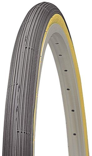 """Kenda K23-S6 Street Wire Bead Bicycle Tire, Gumwall, 26-Inch x 1-1/4-Inch  Tires for older styles of 3spd and 10spd bike  K23-S6  Bicycle Tire  26"""" x 1-3/8 - 1-1/4"""" EA-1  Gumwall  Bicycle Tire  Wire bead  Bicycle Tire  ISO 597 mm for Schwinn S6 rims"""