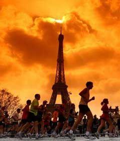 entrainement marathon paris