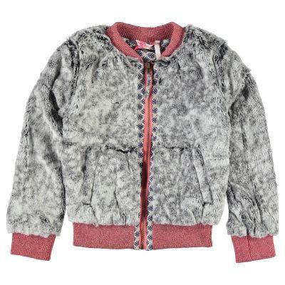 Nono Vest | Wintercollectie 2015 | www.kleertjes.com #kinderkleding #babykleding #kids #fashion #fake #fur #trends #nepbont #imitatiebont