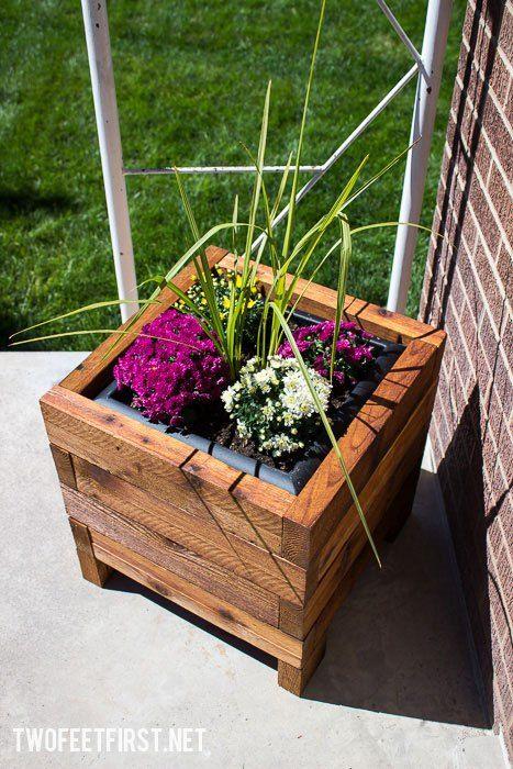 Foyer Planter Box : Best pallet planter box ideas on pinterest