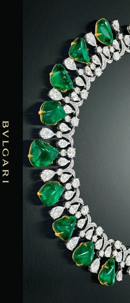 http://rubies.work/0210-ruby-rings/ Bvlgari,diamond and emerald necklace
