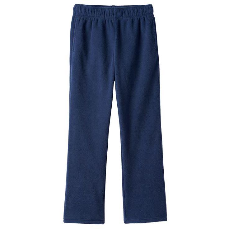 Boys 8-20 Tek Gear® Arctic Fleece Active Pants, Boy's, Size: