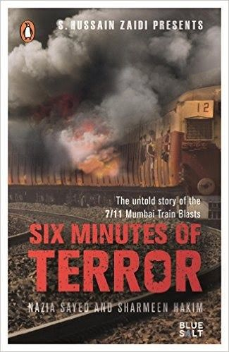 Book Review of 'Six Minutes of Terror' by Nazia Sayed and Sharmeen Hakim.